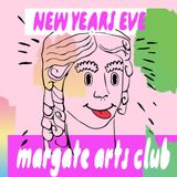 MARGATE ARTS CLUB NYE 2018 Part 1  South Deal school / Good Name / Pete Cochrane & Ni Cornwell