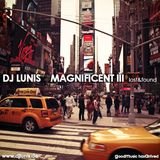 Dj Lunis - Magnificent Vol. 3 Lost & Found