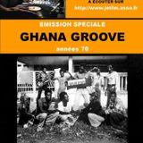 EMISSION SPECIALE GHANA années 70 par BLACK VOICES pour l'ODYSEE DU SHAKTI
