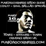 Funky16Corners Radio Show 02/24/17