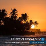 DirtyOrganix Lost in Brasil  Session #24 (22oct2016)