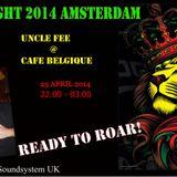 Kings Night Part 1  25th April 2014 Cafe Belgique Amsterdam.