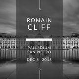 """Romain Cliff """"Palladium"""" San Pietro 06/12/18"""
