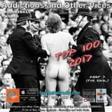 Addictions and Other Vices 454 - Bombshell Radio Countdown 2017 (42-01)