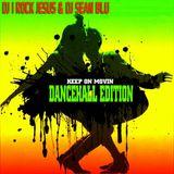 Keep On Moving Mixtape pt. 3 DJ Sean Blu & DJ IrockJesus
