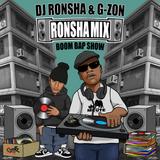 DJ RONSHA & G-ZON   Ronsha Mix #155 (New Hip-Hop Boom Bap Only)
