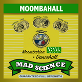 MOOMBAHALL by Mad Science Music (2016 Dancehall + Moombahton Mix)