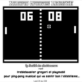 NFG n° 48 - Ping-pong musical avec Trebelbooster Gregori & Playmobil