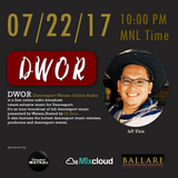 DWOR Live | Broadcast - 07222017 | featuring Jeff Klein
