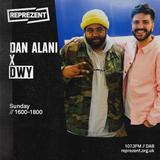 Dan Alani on Reprezent Radio with DWY - Sunday 15th December
