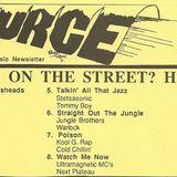 The Source Magazine August 1988  (don't curse)