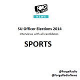 SU Officer Elections 2014 - SPORTS Officer Candidates