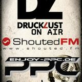 13.05.2012 DruckLust On Air PPC Special - Ladyiax