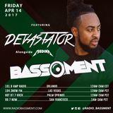 The Bassment 04/14/17 w/ Devastator