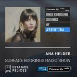 Surface Bookings Radio - Ana Helder #001 (Underground Sounds of Argentina)