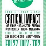 Critical impact @ intuition feat  megatron mc july 2012...