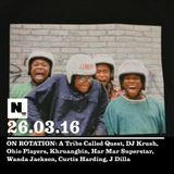 N1520 (26.03.2016): A Tribe Called Quest, DJ Krush, Ohio Players, Khruangbin, Har Mar Superstar