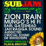 RevodUbtion Mix @ SubJam_Plan B_BriXton 2014-07-18