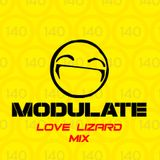 Love Lizard Modualte 140 Mix - Future Jungle / Nu-Rave / J-Tek / Breakbeat