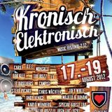 Chris Wächter @ KRONISCH ELEKTRONISCH MUSIK FESTIVAL 2012 (Friday)