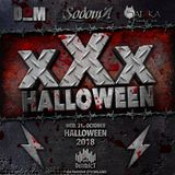 XXX HALLOWEEN LIVE @ District 272 Milano - Mixed By D'Alessandro Ft Dave Voice