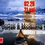 DJ Vortek & ModessThe Sound - Sunday Introduction (Special Sunday Club MIX)