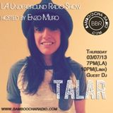 LA Underground Radio Show w/ TALAR (Deeper Sounds) hosted by Enzo Muro