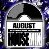 djShawnLopes - Essential House Mix (august 2011)