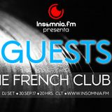 Guests - Ep. -#006 30-Septiembre-2017 - The French Club