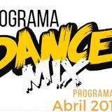 PROGRAMA DANCE MIX - ABRIL 2018 - SEMANA 04