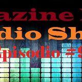 Magazine Live #9 RadioShow By Dj Gaunt
