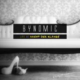 Bynomic - Live @ Nacht der Klänge (October 2017)
