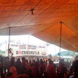Apertura y bienvenida en Xochicuauhtla al Festival RyR