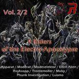 Apparat/Moderat/Modeselektor/Ellen Alien/Royksopp/& more... 9 Riders of the Electro Apocalypse vol_2