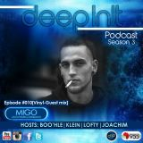 DeepInIt Podcast Episode #010 Vinyl Guest Mix - Migo [Wolfsburg, Germany]