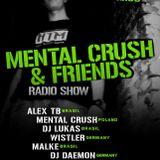 Dj Daemon @ Mental Crush and Friends 4.12.2011