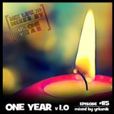#115 One years [mixed by Юrkanik] 2010