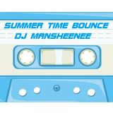 DJ MANSHEENEE [summer time bounce]