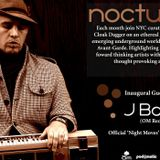 Nocturnes 004 J Boogie Guest Mix and Interview