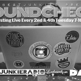 SOUNDCHECK (1/23/18) w/ special guests DJ GROUCH & EZRI - BEAT JUNKIE RADIO