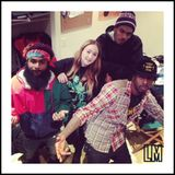 The Lily Mercer Show | Rinse FM | 22nd February 2013 | Flatbush ZOMBiES