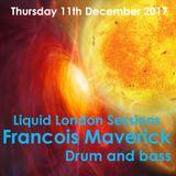 Locked Online [2 hour Show] Liquid Drum and Bass (Francois Maverick Radio show) 11/12/2017