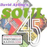 Portobello Radio David Ayling's Soul 45 Show EP10: 2hr Summer Special.