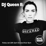 DJ Queen B NYCHOUSERADIO.COM 2018 EP3
