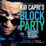 Kid Capri's Block Party Mix (SiriusXM) - 2017.10.14
