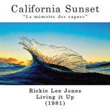California Sunset - Rickie Lee Jones - Living it Up (1981)