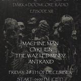 Machine Man @ DAWN OF DECAY XIII, 28.12.18