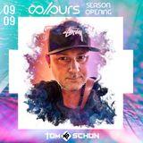 Tom Schön - COLOURS OPENING 09-09-2017 Tanzhaus West Frankfurt