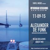 Alexander de Funk - Beyond Darkness Vol. 1 - Mykonian Sessions - Mykonos Greece