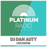 DJ Dan Auty Thursday 22nd September 2016 @ 6pm - Recorded Live (NO CHAT) On PRLlive.com